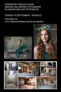 workshop fine art in Hengelo