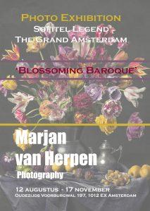 expositie fine-art stillevens in Amsterdam
